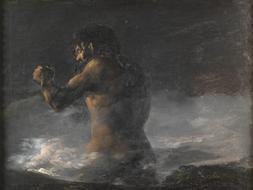 «La lechera de Burdeos», de Goya /FABIÁN SIMÓN