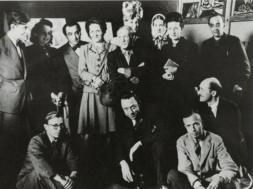Picasso y sus amigos, crónica de una noche surrealista en París