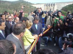 El puente sobre el Chanza acorta la distancia entre Huelva y el Alentejo a sólo 12 kilómetros