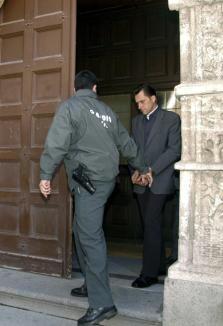 Declaran culpable al acusado del «crimen de la maleta» El jurado descarta el agravante de parentesco