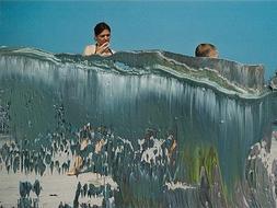 Gerhard Richter muestra su paleta de imágenes en PhotoEspaña