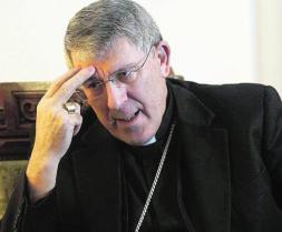 El arzobispo primado hace sus primeros nombramientos de sacerdotes, hasta 58