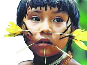 Resultado de imagen para indios amazonicos