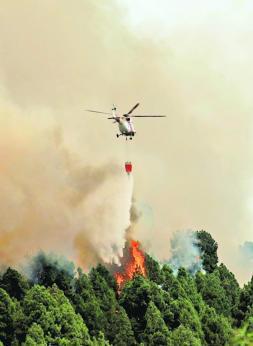 El incendio de La Palma es uno de los más graves de los últimos años