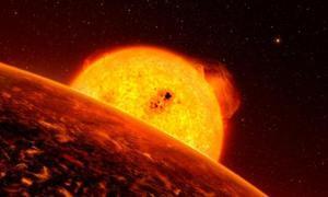Anuncian en Barcelona el hallazgo de un planeta «gemelo» de la Tierra