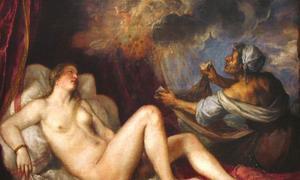El Louvre revela la «noble rivalidad» de Tiziano, Tintoretto y Veronés