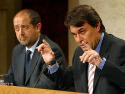 El segundo de Mas ingresó en 2008 casi cien mil euros por informes urbanísticos