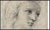 boceto de Rafael para unos frescos del Vaticano /EFE