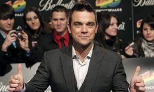 Robbie Williams, ahora adicto a los antidepresivos