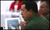 Chávez, durante la rueda de prensa / REUTERS