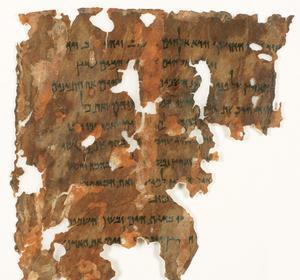 Jordania exige a Israel la devolución de los Rollos del Mar Muerto