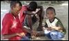 Algunos de los niños que podrían haber sido involucrados en las supuestas adopciones ilegales | REUTERS