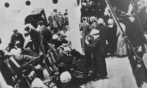 ¿Por qué los pasajeros del Titanic se comportaron como héroes?