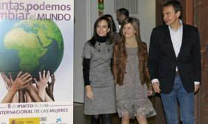 Zapatero anuncia que Igualdad existirá «durante mucho tiempo»