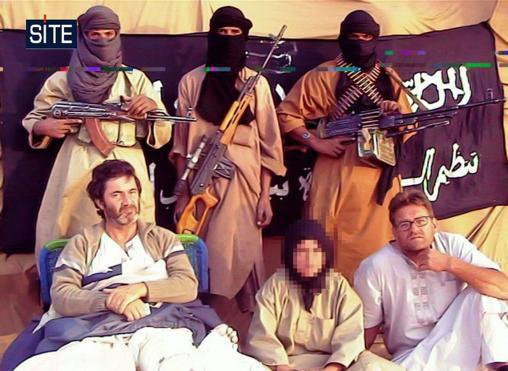Mauritania deja la puerta abierta a liberar yihadistas a cambio de los dos rehenes