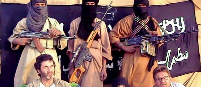 Mauritania inculpa a siete personas por el secuestro de los tres cooperantes españoles