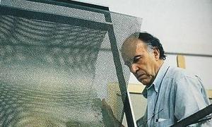 Fallece en Santander el pintor y escultor Joaquín Vaquero Turcios