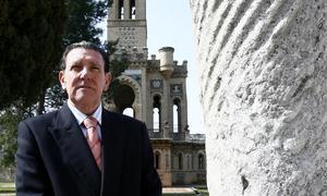 Antonio Torres: «El escenario hace única la Semana Santa de Toledo»