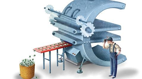 La maquinaria de la reforma financiera, en marcha
