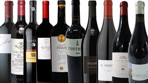 Los Mejores Vinos Tintos De España
