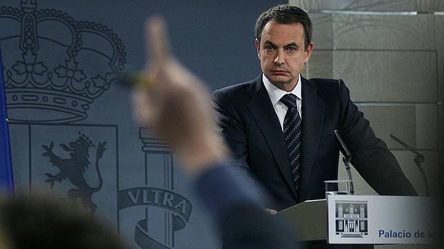 Zapatero, alias «Gorburu», la «cabeza roja» de la negociación con ETA tras la T-4