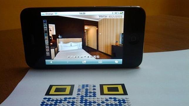 Códigos QR para promocionar el turismo desde el móvil