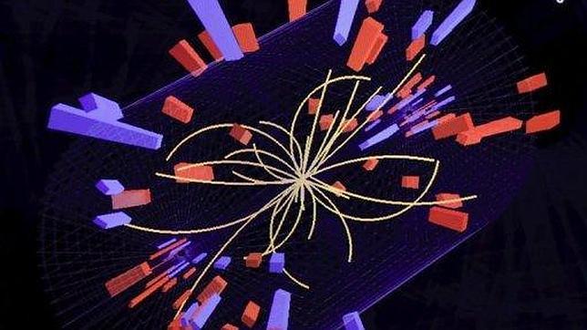 Físicos detectan señales de una rara partícula jamás vista
