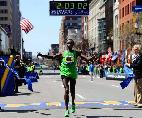 El nuevo dueño del maratón