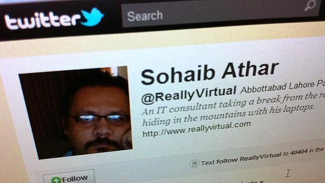 Un «tuitero» informó en directo de la operación contra Bin Laden