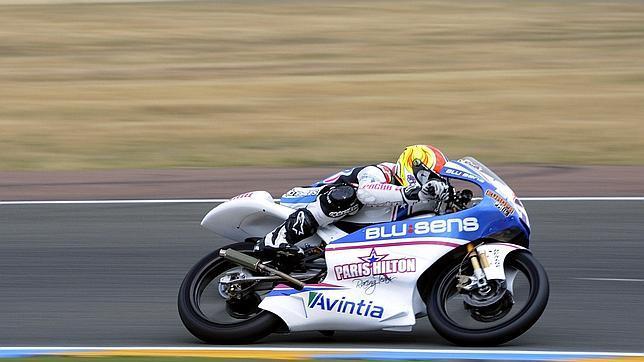 Maverick Viñales da la campanada en Le Mans