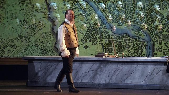 Terfel: «La música contemporánea trae nuevas audiencias a la ópera»