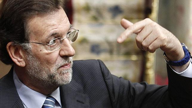 Bono se reúne con Rajoy y confirma que hay unanimidad para reformar la Ley Electoral cuanto antes