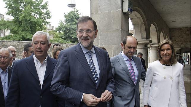 Rajoy: «Estamos perdiendo el tiempo por tener un Gobierno en periodo de descuento»