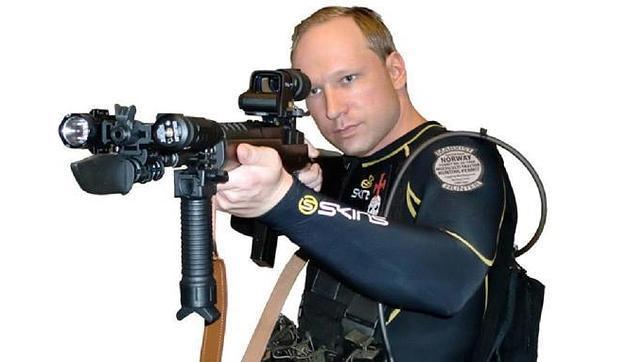 Breivik quería provocar una guerra de la cristiandad contra el islam