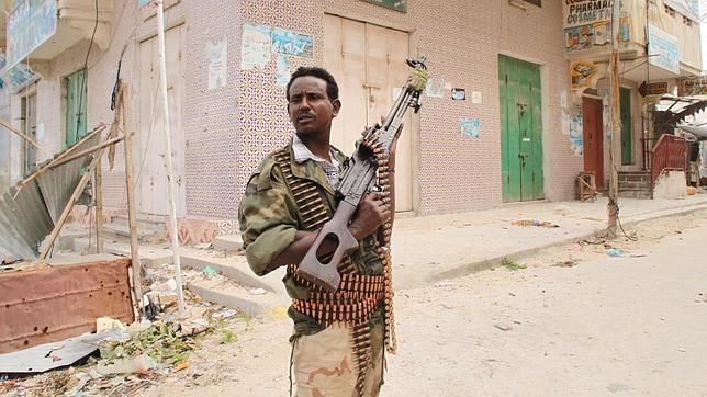 Mercenarios en la hambruna somalí