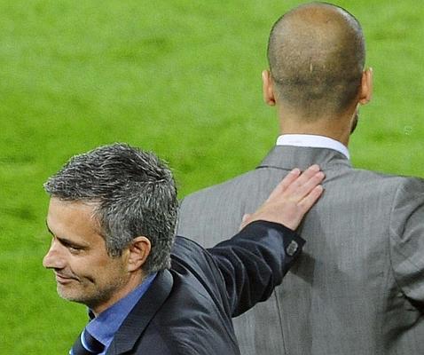 Mourinho-Barça, guerra eterna