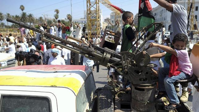 Los cascos azules planean sobre Libia