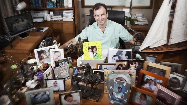 Ignacio Palomo Álvarez: «El Rey volverá a tener otro halcón maltés en primavera»