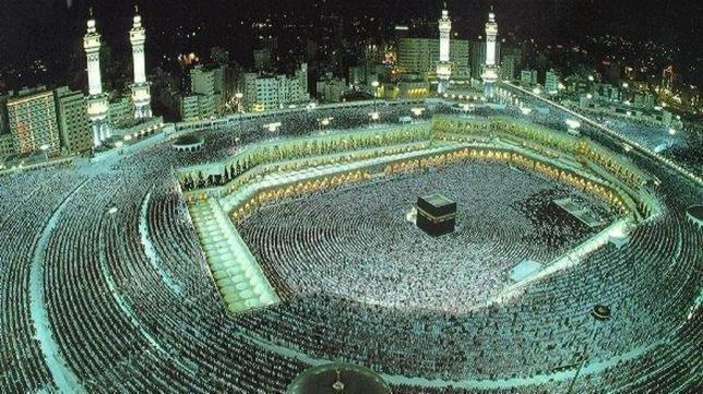 Youtube retransmite la peregrinación a La Meca