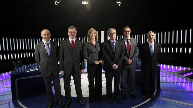 La audiencia prefiere a Chenoa al debate a cinco en TVE