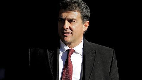 Desestiman una demanda contra Laporta por sus negocios uzbekos