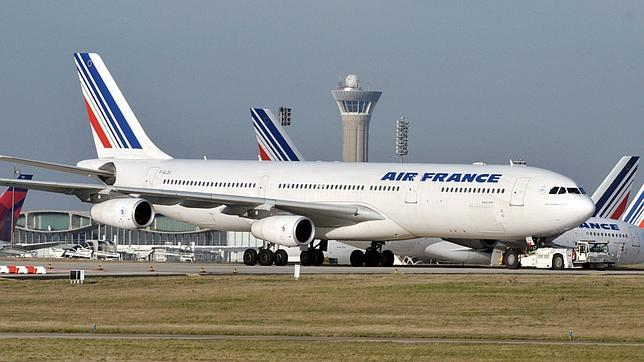 Un avión de Air France vuela durante días sin varios tornillos tras pasar una revisión en China