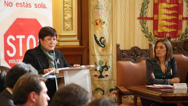 Castilla y León demuestra su rechazo a la violencia de género
