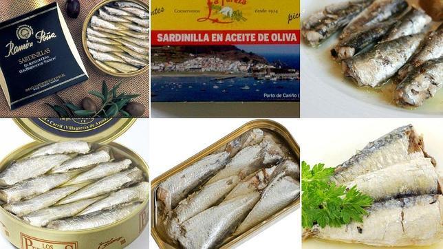 Las mejores sardinas en conserva