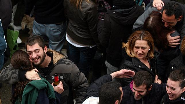 Joaquín: de agotar el paro a llevarse 800.000 euros en la Lotería de Navidad