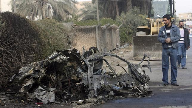 Al Qaida reivindica la cadena de atentados en Bagdad de la semana pasada