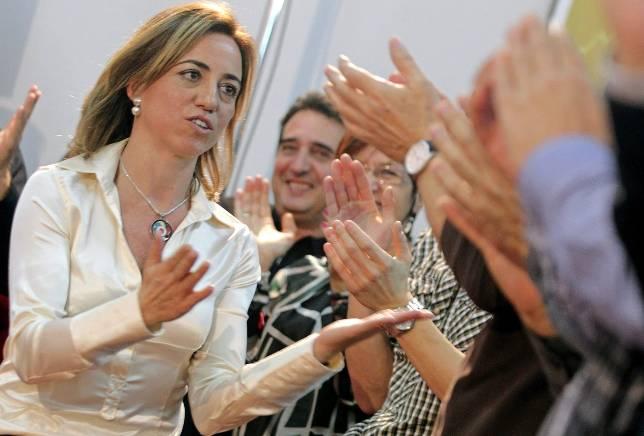 Chacón recurre a Andalucía y relega al PSC para competir por el poder del PSOE
