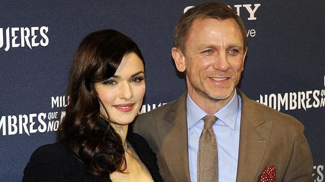 Daniel Craig, el rival de Bardem
