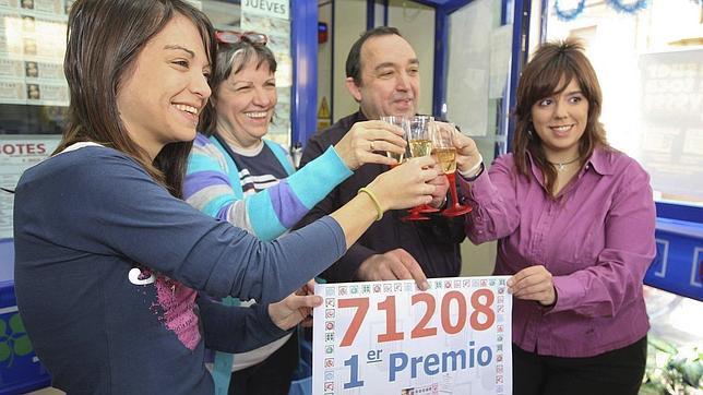 El 71208, el Gordo del sorteo de «El Niño», cae en Soria y premia a Burgos