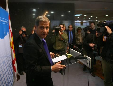 Fernández descarta gobernar con Trias por su renuncia a cambiar el modelo de ciudad